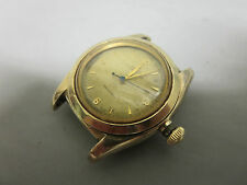 Rolex Vintage 14K Yellow Gold Bubble Back Ref. 3131