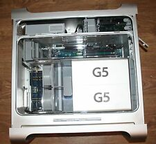 PowerMac G5 / Dual Core 2Ghz / 4GB RAM / 250GB HDD / OSX 10.5.8 / GOOD CONDITION