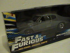 FAST & FURIOUS 1970 CHEVY CHEVELLE SS 1/18 SCALE DIE-CAST