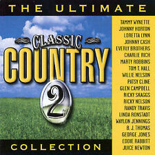 Vol. 2-Ultimate Classic Country