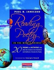 Reading Poetry in the Middle Grades : 20 Poems and Activities That Meet the...
