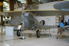 "Model Airplane Plans (RC):  CURTISS F6C-1 HAWK 1/6 Scale 62"" Biplane for .60"