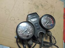 suzuki gs850 gs850gl speedometer dash panel gauges GS1100 83 GS1100GL 1982 1983