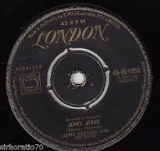 LITTLE RICHARD and His BAND Jenny, Jenny / Miss Ann 45