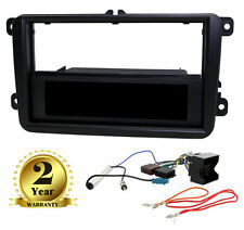 VW Touran 2003  Single Din Car Radio Stereo Facia Fascia Plate Fitting Kit