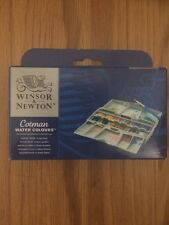 Winsor & Newton Cotman Watercolours Pocket Plus Set