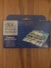 Winsor & Newton Cotman Watercolours Pocket Plus Set
