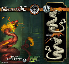 Wyrd Malifaux The Outcasts BNIB Dawn Serpent