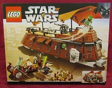 Lego Star Wars Episode 4/5/6 6210 Jabba's Sail Barge 747 Parts 8 Minifigure NIB