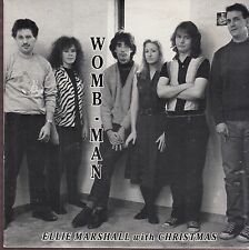 ellie marshall with christmas womb-man 7""