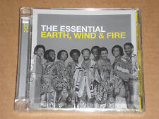 EARTH, WIND & FIRE - THE ESSENTIAL - 2 CD SIGILLATO (SEALED)