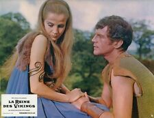 DON MURRAY  CARITA  THE VIKING QUEEN HAMMER 1967 VINTAGE LOBBY CARD #1