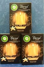 Air Wick Eternal Scents Vanilla Delight x 3 125g