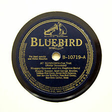 "MUGGSY SPANIER & HIS RAGTIME BAND ""At Sundown"" BLUEBIRD B-10719 [78 RPM]"