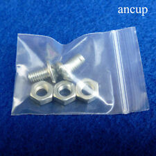 "200 Jewelry Ziplock Plastic Clear Bags 1.5X2.4"" 40X60mm small Jewelry"