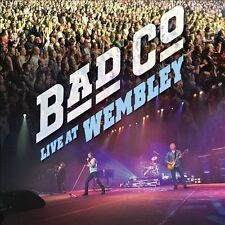 Live at Wembley by Bad Company (CD, Jun-2011, Eagle Records (USA))