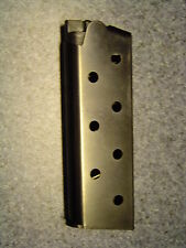 45 ACP  1911  7 Round Officer magazine for compact gun