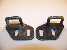 1971 72 73 74 DODGE PLYMOUTH SEAT LATCH CATCHES OEM ROAD RUNNER CUDA CHALLENGER