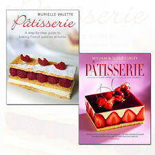 Patisserie Collection 2 Books Set Pack Step-by-step Guide to Baking at Home NEW