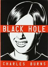 Black Hole by Charles Burns, (Paperback), Pantheon , New, Free Shipping