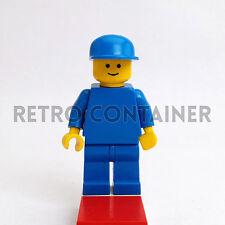 LEGO Minifigures - Man - pln089 - Plain Torso Town Omino Minifig Set 1029 Tine