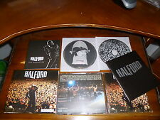 Halford / Live Insurrection JAPAN+1 2CD Judas Priest w/Booklet 1ST PRESS!!! #F