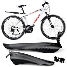 Cycling MTB Road Bike Bicycle Front Mudguard + Rear Fender Mud Guard Set New