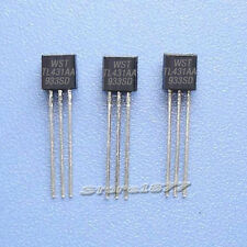 New 50pcs TL431 TO-92 Programmable Voltage Reference