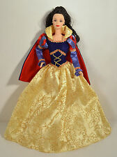 "RARE 1991 Snow White 12"" Mattel Barbie Doll Action Figure Disney Snow White"