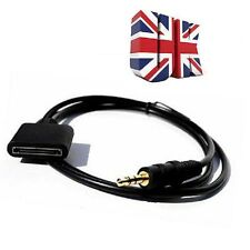 Connettore AUX 3.5mm maschio a femmina per iPod iPhone 4 4s Cavo Adattatore Dock iPad