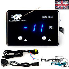 UNIVERSAL LED DIGITAL BOOST GAUGE Fits Subaru VW Audi Mitsubishi MG Seat Vauxhal