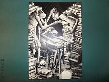 PHLEGM BOOK OF PEN & INK ILLUSTRATIONS ~BRAND NEW~ WAREHOUSE FIND!!!