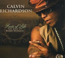 Facts Of Life - Calvin Richardson (2009, CD NEUF)