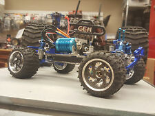 Losi Mini LST Brushless All Aluminum and Custom One of the Coolest Builds