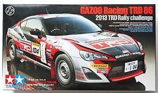 TAMIYA #24337 1/24 GAZOO Racing TRD 86 (TOYOTA 86 Rally) scale model kit