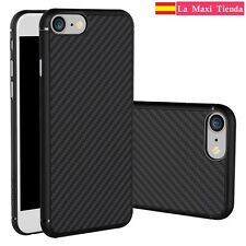 Funda para Iphone 7 - Nillkin Synthetic Fiber - Carcasa de Fibra de Carbono