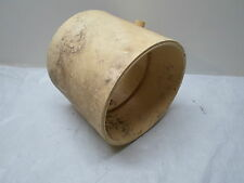 "Unused, Dirty, Sewer PVC Pipe Coupling 8"" Brand: Multi Fitting"