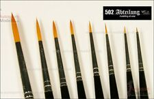502 Abteilung ~ MIG Productions ~ Round Pointed Paint Brush size 4/0 (x1)