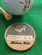 Cohiba Cigar Golf Ball Marker