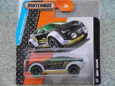 Matchbox 2014 #069/120 MBX COUPE black MBX Adventure City Case J
