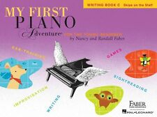 My First Piano Adventure Writing Learn to Play BEGINNER TUTOR Piano MUSIC BOOK C