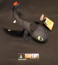 "Toothless How to Train Your Dragon 2  Plush 8"" Bean Bag Plush Toy Last One!"