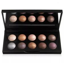 New Elf Cosmetics Baked Eyeshadow Palette 10 Shades 85132 Day/Night California