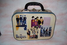 Beatles Album Portrait Lunchbox Tin Tote Yellow Submarine Sgt Pepper Hey Jude