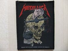 Aufnäher - Patch - Metallica - Harvester Of Sorrow - Black Sabbath - AC/DC