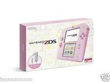 NINTENDO 2DS PINK JAPANESE VERSION IMPORT NEW JAPANZON NO 3DS