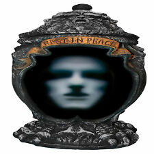 Talking Haunted Ash Urn Animated Decoration Halloween Animatronic Prop