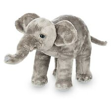 JUNGLE BOOK KLINT Small Plush Gray African Elephant Figure Toy DISNEY STORE 9""
