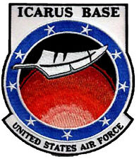 STARGATE  Atlantis Icarus Base Uniform patch Aufnäher