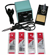 Weller WESD51 Digital Soldering Station with Chisel/Screwdriver Tip Bundle